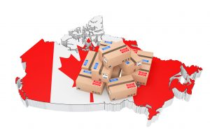 Canada nationwide delivery