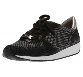 Lilly Black Woven