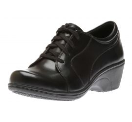 Hanover Lace-Up Black Sneaker