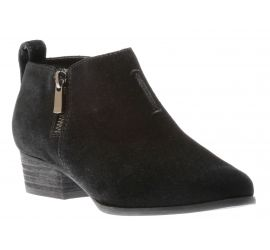 Itsy Black Suede