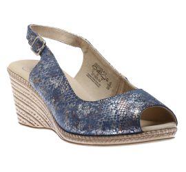 Sandal Blue Reptile