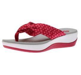Arla Glison Rose Thong Sandal