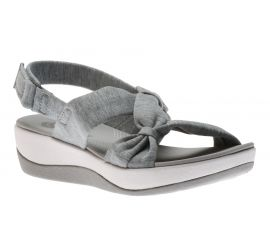 Arla Primrose Grey Sandal