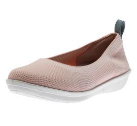 Ayla Paige Pink Slip-On Flat