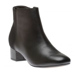 Chartli Valley Ankle Black Boot