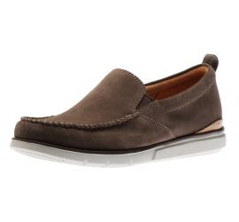 Edgewood Step Taupe Loafer