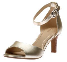 Laureti Grace Champagne Heel