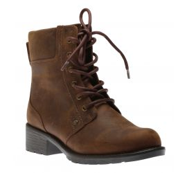 Orinoco Spice Brown Snuff Lace-up Ankle Boot