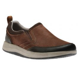 Shoda Race II Brown Leather Loafer