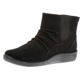 Sillian Tana Black Ankle Boot