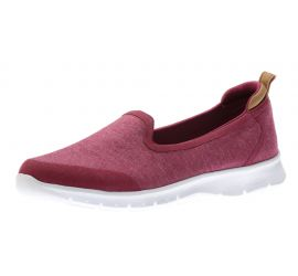 Step Allena Lo Fuchsia Slip-On Sneaker