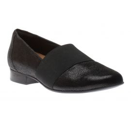 Un Blush Lo Black Loafer