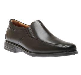 Unsheridan Go Black Leather Loafer