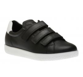Soft 1Velcro Black
