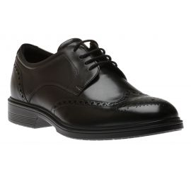 Libson Brogue Black
