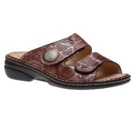 Sansibar Wine Leather Sandal