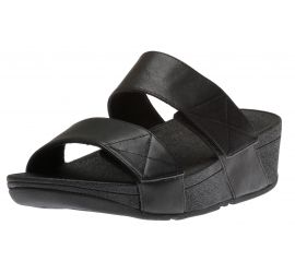 Mina Slide Black
