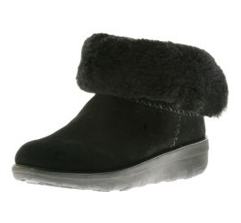 Mukluk Shorty Black