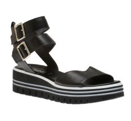 15mm Sandal Black