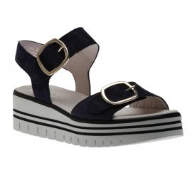 15mm Sandal Navy