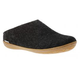 Slipper Rubber Black
