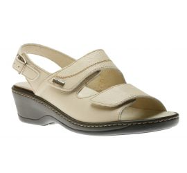 Sandal Velcro Biege