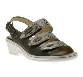 Sandal 3 Velcro Asph