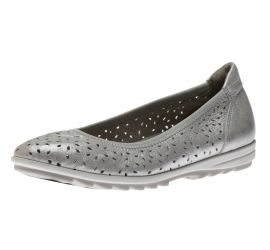 Casual Slipon Silver