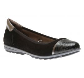 Casual Slipon Black