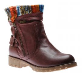 Womens Boot Bordeaux