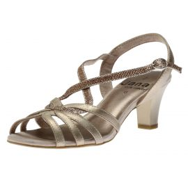 Dress Sandal Gold Co