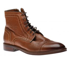 Warner Cap Toe Z Tan