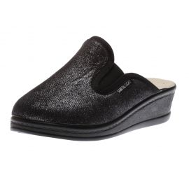 Slipper Black Galaxy