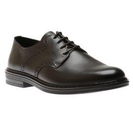 Mens Plain Toe Black