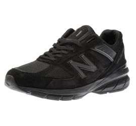 M990BB5 Black Made in USA Running Shoe