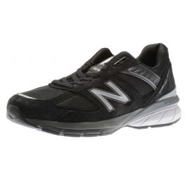 M990BK5 Black/Silver Made in USA Running Shoe