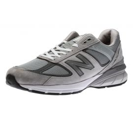 M990GL5 Grey/Silver Made in USA Running Shoe