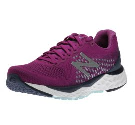 W880P10 Plum Fresh Foam Running Shoe