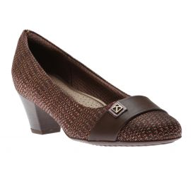 Dress Shoe Brown Twe