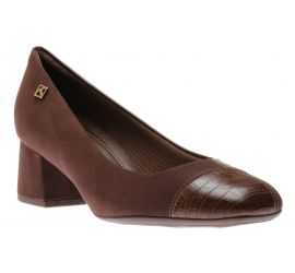 Dress Shoe Dk Brown