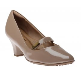 Dress Shoe Taupe