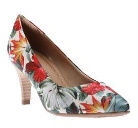 Dress Shoe Floral