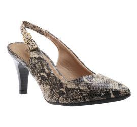 Dress Shoe Beige Snk