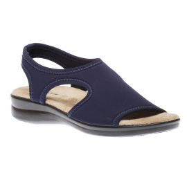 Ladies Sandal Navy