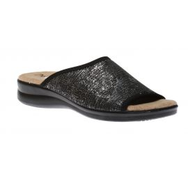 Ladies Slide Black