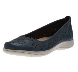 Daisey Pump Blue