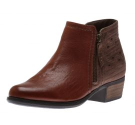 Oliana Ankle Brown