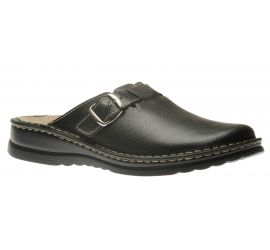 Mens Clog Black