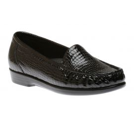 Simplify Black Croc