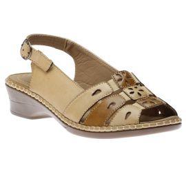 Sandal Beige/Bronze